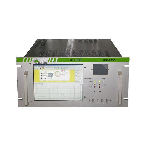 gas chromatograph / TCD / natural gas / laboratory