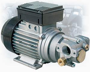 fuel oil pump / electric / gear / industrial
