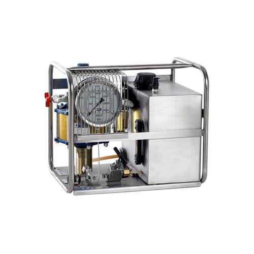 air pump / pneumatic / self-priming / high-flow