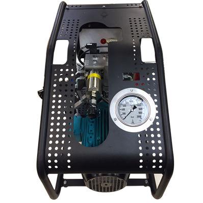 air pump / electric / self-priming / heavy-duty