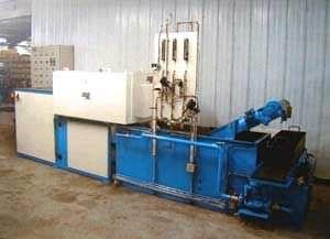 Heat treatment furnace / carbonitriding / conveyor / tunnel EASYSHAKE HEAT CONCEPT