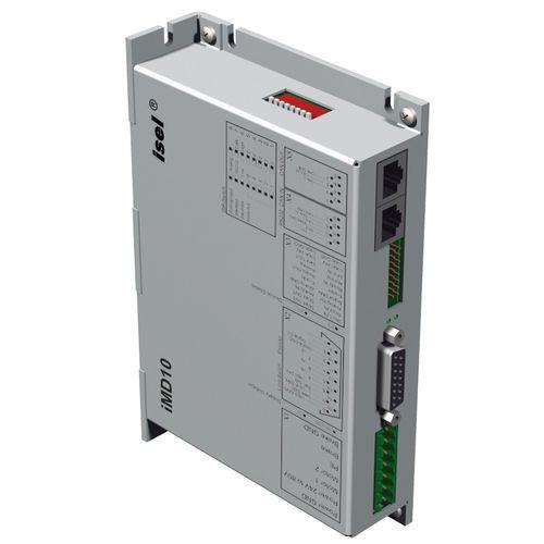 servo motor motor controller / DC / CANopen / speed control