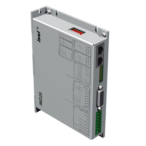 brushless motor controller / synchronous / linear array / DC