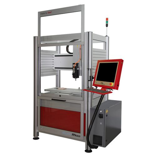 4-axis CNC milling machine / universal / for glass / for aluminum
