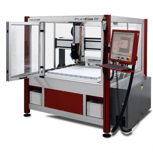 4-axis CNC milling machine / vertical / compact / precision
