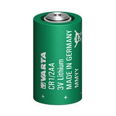 Li-MnO2 battery / AA type / CR / primary