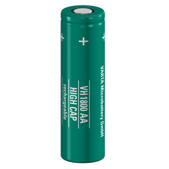 Ni-MH rechargeable battery / AA type / high-capacity