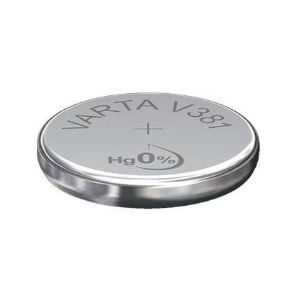 silver oxide battery / CR / primary / high-performance