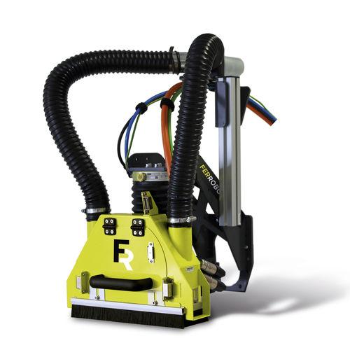 Weld bead grinding head / for robots ASK/SET FerRobotics Compliant Robot Technology GmbH