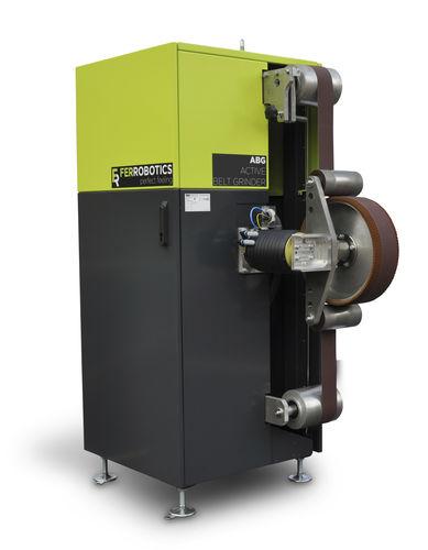 active portble grinder - FerRobotics Compliant Robot Technology GmbH