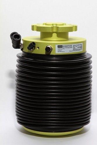 Active contact flange max. 500 N, 100 mm | ACF120-10 FerRobotics Compliant Robot Technology GmbH