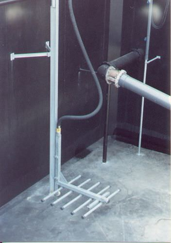 bubble diffuser / for wastewater treatment
