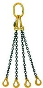 4-point slings / chain / metal ECH series PMS INDUSTRIE