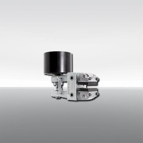 disc brake / release spring / pneumatic clamping