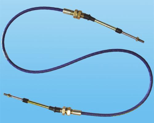 Mechanical control cable / multi-strand / push-pull Push/Pull | max. 20 m | max. 4 500 N   SIAM RINGSPANN