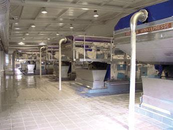 belt filter press / automatic / for sludge treatment / high-pressure