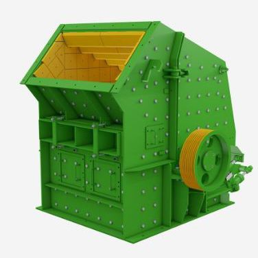 jaw crusher / stationary