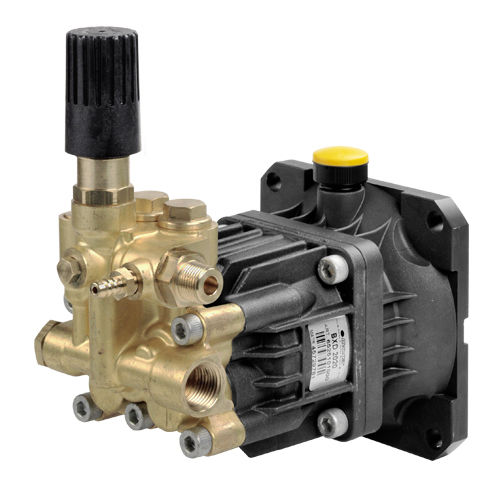 hot water pump / with electric motor / plunger / industrial
