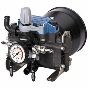 chemical pump / diaphragm / agriculture / control