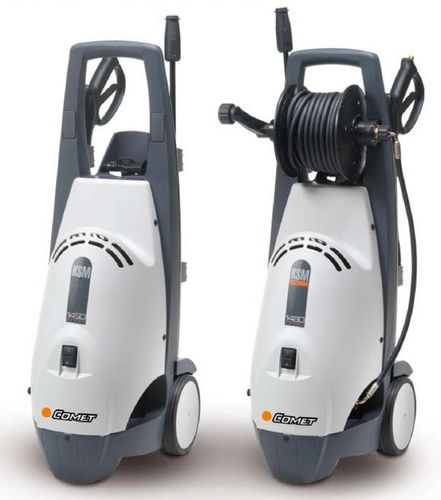 water cleaner / electric / mobile / high-pressure