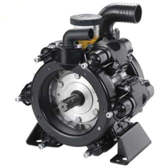 water pump / for chemicals / diaphragm / agriculture