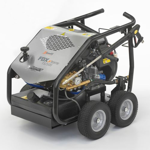 cold water cleaner / gasoline engine / mobile / high-pressure