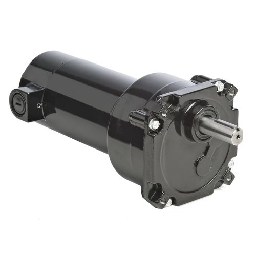 DC gear-motor / parallel-shaft / helical / 24V 24A-Z series BODINE ELECTRIC COMPANY