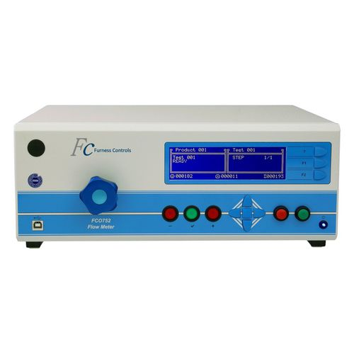 differential pressure flow meter / for gas / digital / with integrated pressure regulator
