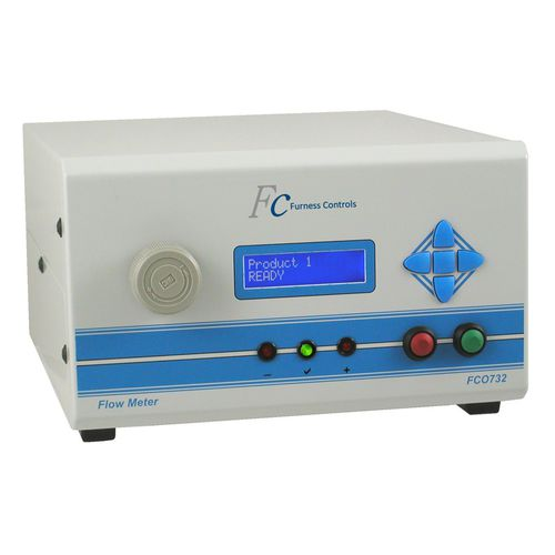 differential pressure flow meter / for gas / economical / with integrated pressure regulator