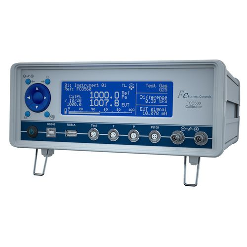temperature calibrator / pressure / flow / portable