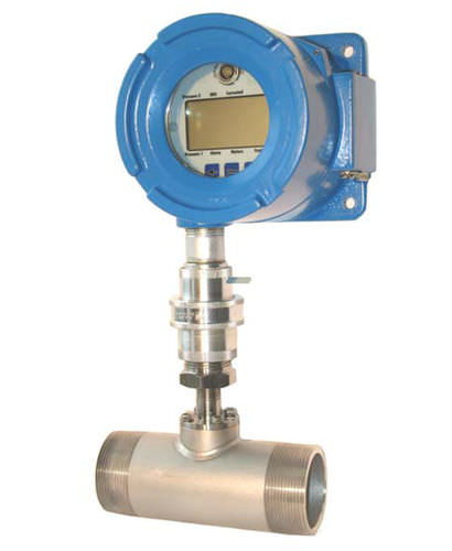 Impeller flow meter / for liquids / in-line / digital max. 260 gpm, max. 2 500 psi | TriFlo Hoffer Flow Controls