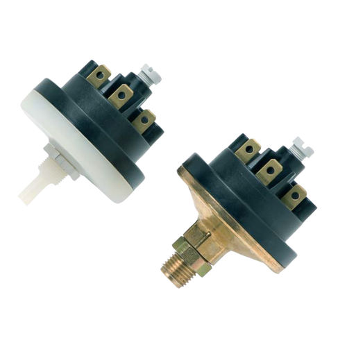 mechanical pressure switch / industrial / compact / rugged