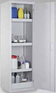 Storage Cabinet Floor Mounted Hinged Door Sheet Steel