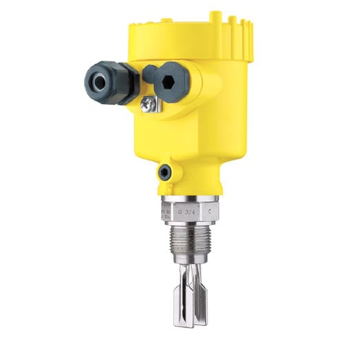 vibrating level switch / for liquids / precision / stainless steel