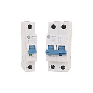 thermal-magnetic circuit breaker / short-circuit / single-pole / overcurrent