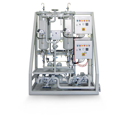 water filtration unit / fuel / compact / automatic