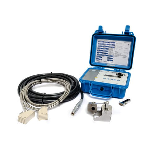 ultrasonic flow meter / for water / high-accuracy / with display