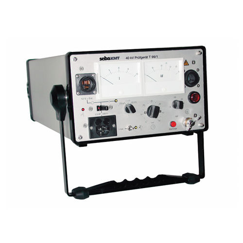 insulation tester / for high-voltage / cabling / for electrical installations
