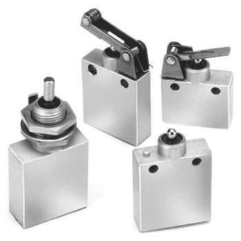 Subminiature limit switch / compact P6-3 series OTTO