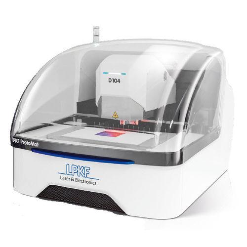 PCB rapid prototyping machine