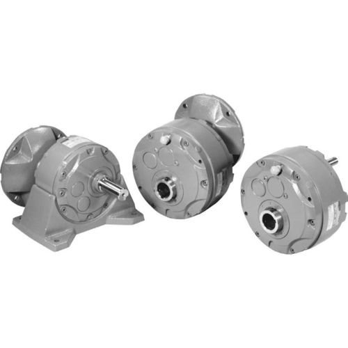 helical gear reducer / parallel-shaft / transmission