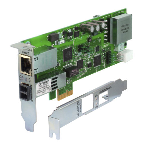 PCIe network interface card / Ethernet