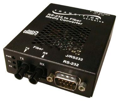 media converter / serial / fiber optic