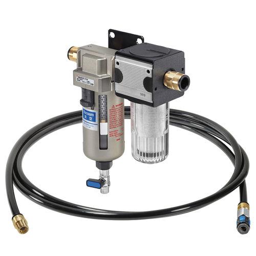 air separator / water / liquid / for the petroleum industry