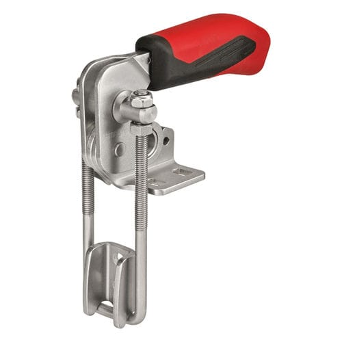 vertical toggle clamp / stainless steel