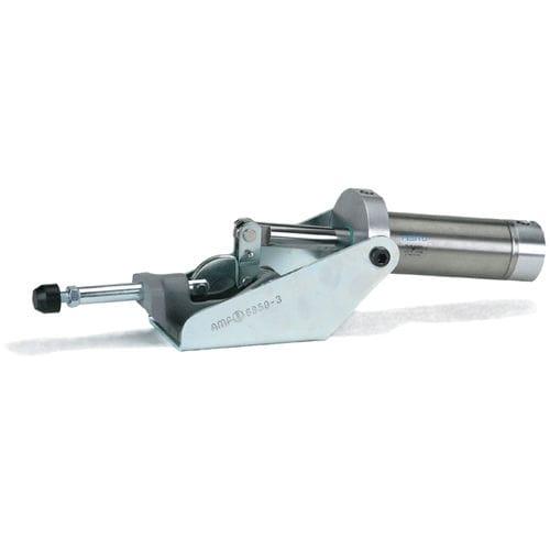 pneumatic toggle clamp / horizontal / push
