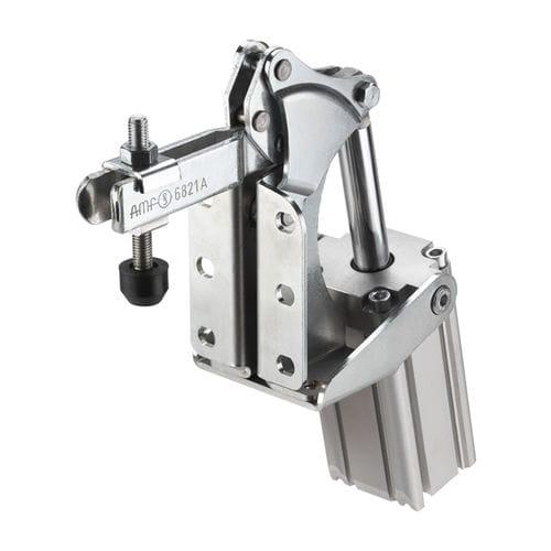 pneumatic toggle clamp / vertical