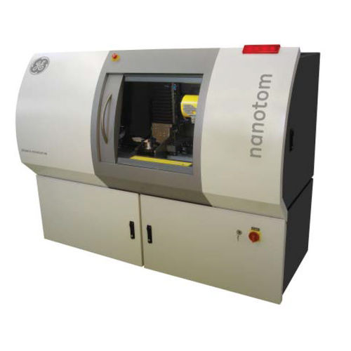 X-ray computed tomography machine / CT nanotom® m GE Inspection Technologies
