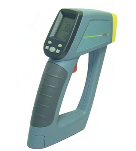 Infrared thermometer with LCD display / portable / with high low alarms / with laser pointer -50 - 1000 °C, 8 - 14 μm, USB | ST680 series Calex Electronics Limited