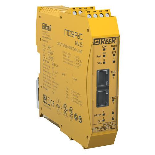 speed monitoring module